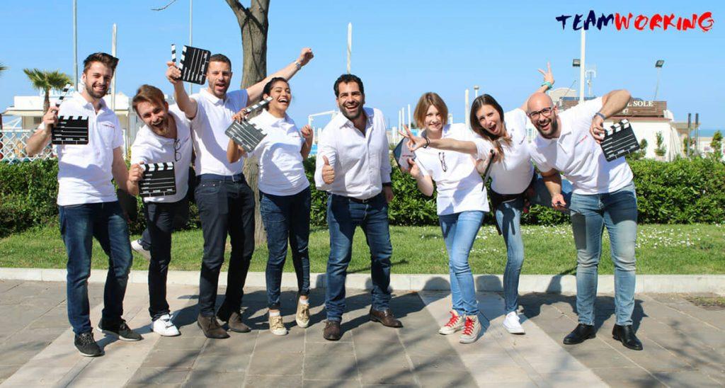 Contatti - Team Building and Incentive