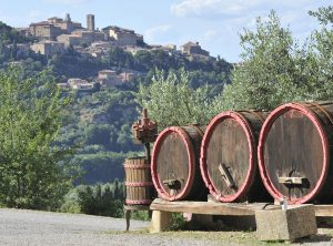 Wine Travel in Tuscany