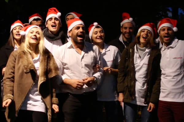 Christmas Team Building: Corporate Song Creation for Christmas