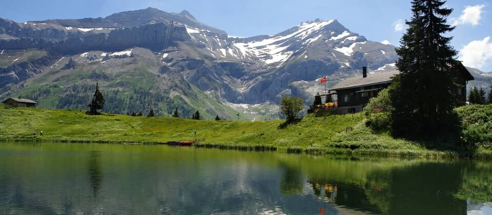 Team Building in Switzerland: the Mountains