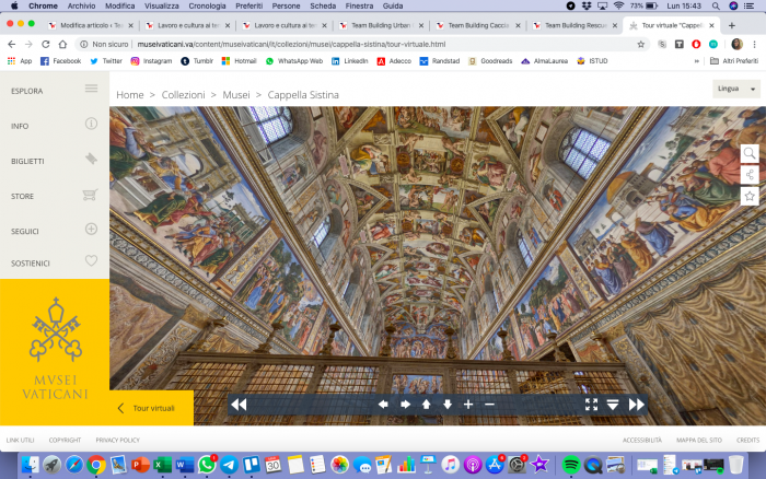 vatican museums online visit